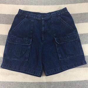 Savane Jean Shorts Cargo Comfort Hiking Shorts